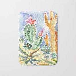 Cactus dream Bath Mat
