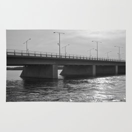 Water Under the Bridge - The Peace Collection Rug