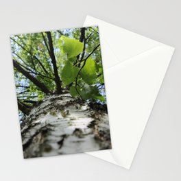Norsk Tree Stationery Cards