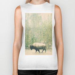 bison I Biker Tank