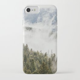 Mountain, Nature Photography, Wanderlust iPhone Case