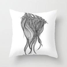 Hear hear Throw Pillow