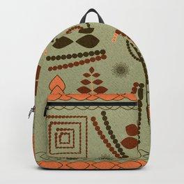 Beads ornament II Backpack