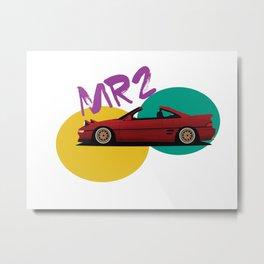 MR2 JDM Metal Print
