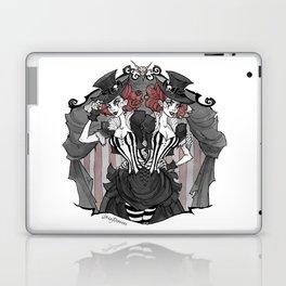 Inktober Carnival Creeps Laptop & iPad Skin