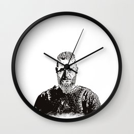 Ragnar Wall Clock