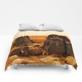 Tularosa view Comforters