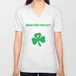 St. Patrick's Day Unisex V-Neck