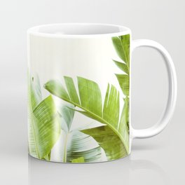 Banana Palms Coffee Mug