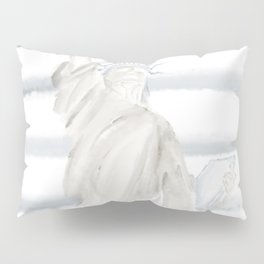 Lady Liberty • Americana Sepia Pillow Sham