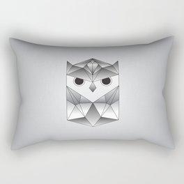 Owl. Rectangular Pillow