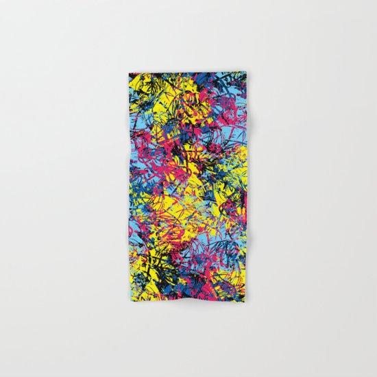 Abstract 6 Hand & Bath Towel