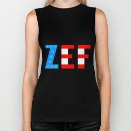 Zef stars and stripes Biker Tank