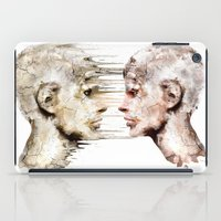 psychology iPad Cases featuring Love is all ! by teddynash