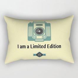 I Am A Limited Edition Rectangular Pillow