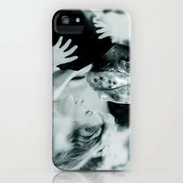 Jason Vorhees in Dirty Dancing iPhone Case