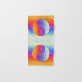 Yin and Yang II Hand & Bath Towel