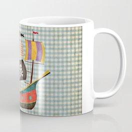 Vintage Pirates Coffee Mug