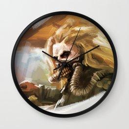 Immortan Joe Wall Clock