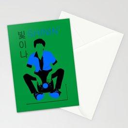 Jonghyun - Shinin' Stationery Cards