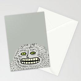 No Not Yeti Stationery Cards