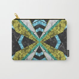 Marble Geometric Background G442 Carry-All Pouch