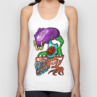 friendship Tank Tops featuring Friendship by Rory M