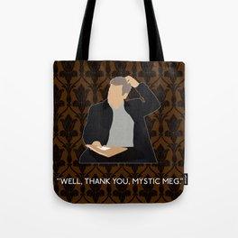 The Six Thatchers - Greg Lestrade Tote Bag