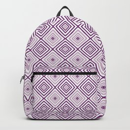Lavender Rows Backpack