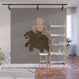 Putin Rider Wall Mural