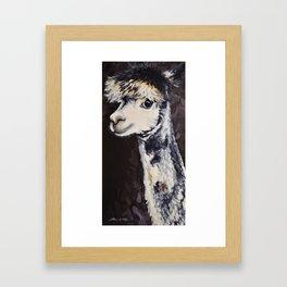 Bobbi Sox Framed Art Print