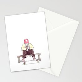 Skate Jock Stationery Cards