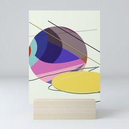 Slices Mini Art Print