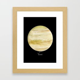 Venus #2 Framed Art Print