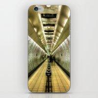 velvet underground iPhone & iPod Skins featuring Underground by Svetlana Sewell