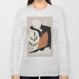 Abstract Art 42 Long Sleeve T-shirt
