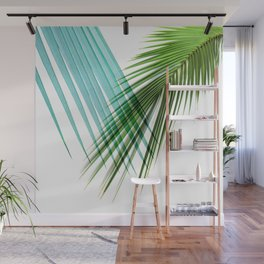 Palm Leaf, Botanical Leaves Wall Mural