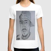 tupac T-shirts featuring Tupac  by Brooke Shane