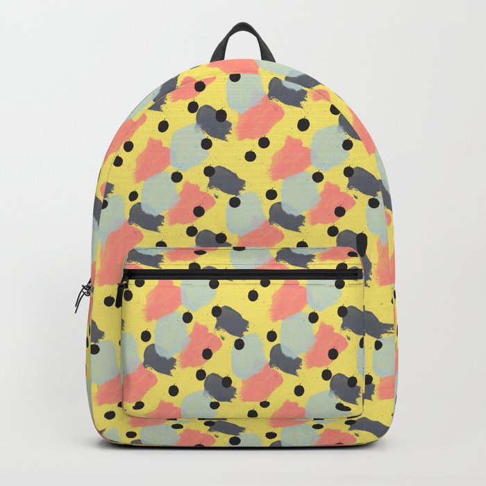 Carnival Pattern Backpack