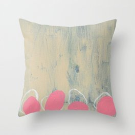 Violet's Delight Throw Pillow