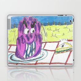 The Jelly Monster! Laptop & iPad Skin