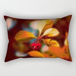 Autumn Berrys Rectangular Pillow