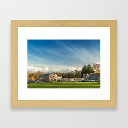 Clotworthy House Framed Art Print