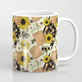 Sweet Honey Bees Coffee Mug