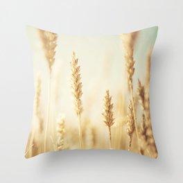 the cornfield ... Throw Pillow
