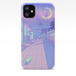 Kyoto Nights iPhone Case