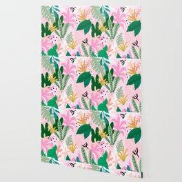 Into the jungle - sunup Wallpaper