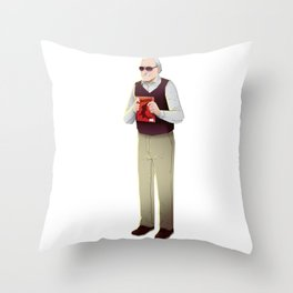 Stan Throw Pillow