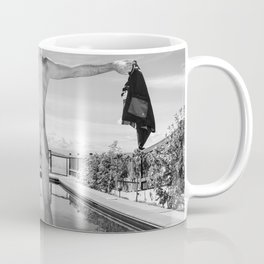 Freedom Man Nude Coffee Mug