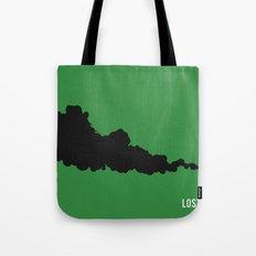 Lost - Minimalist Tote Bag